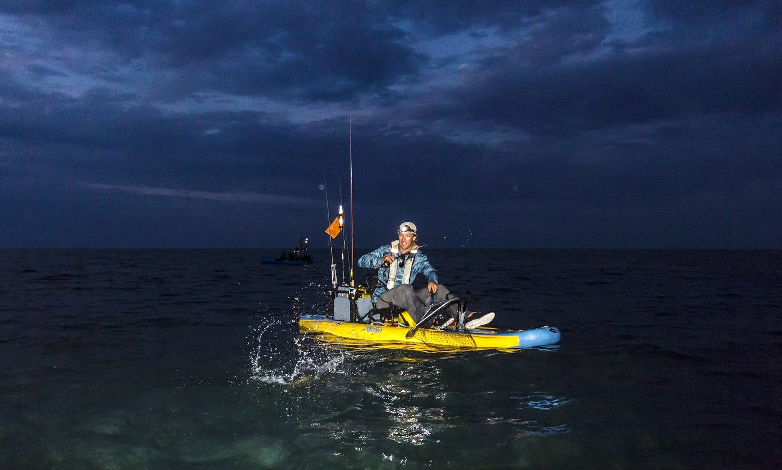 HOBIE pedal kayak rental in Trogir | GetMyBoat