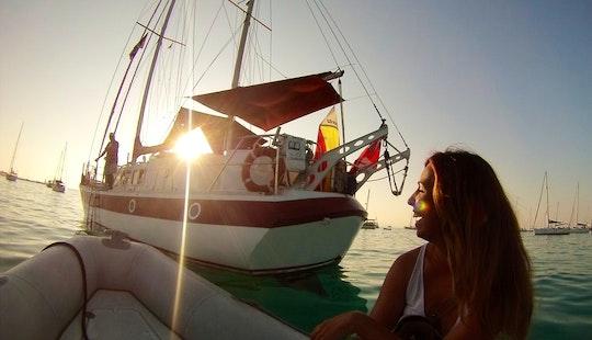Cruising Monohull Rental In La Savina