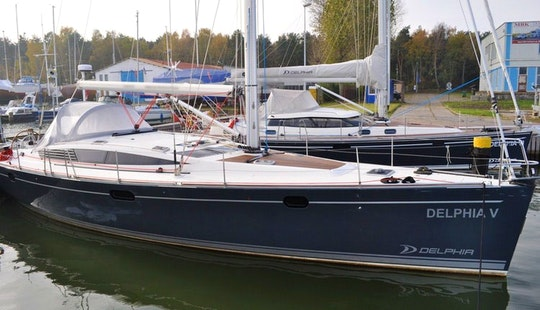 Charter The Delphia 47 Sailing Yacht In Gdynia, Poland