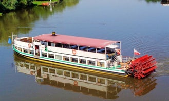 """Wiktoria"" Canal Boat Trips in Wrocław"