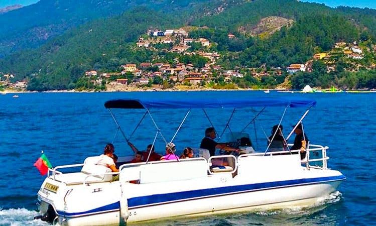 Gerês Lake Boat Tour, Portugal