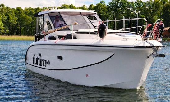 Houseboat Futura 860 In Złoty Potok