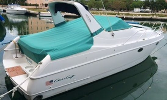 Motor Yacht Rental In Quintana Roo