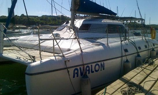 Cruising Catamaran Sleep Aboard Rental In Durban