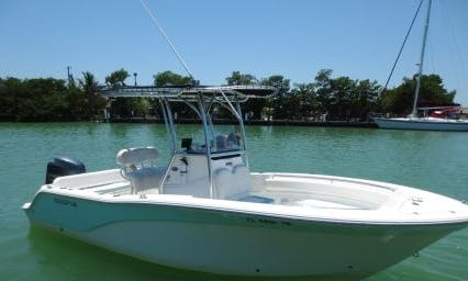 Rent 226 Sea Fox Center Console in Key West, Florida