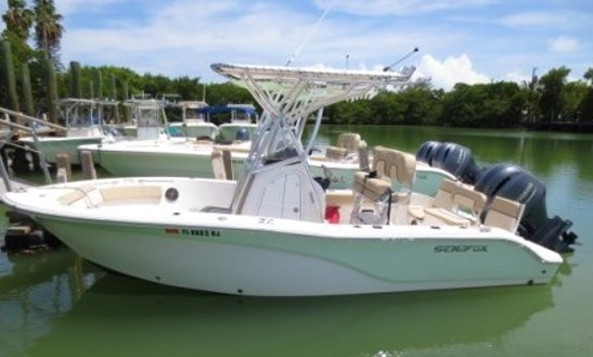 20' Sea Fox Commander Center Console In Marathon, Florida