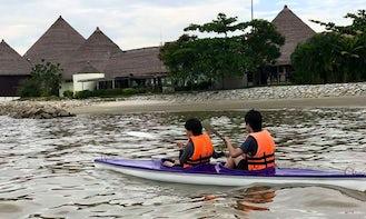 Enjoy Kayak Rentals in Tanjong Sepat, Malaysia