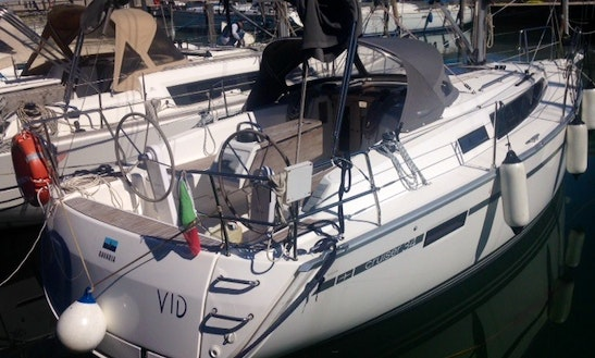Bavaria 34 In Caorle, Italy