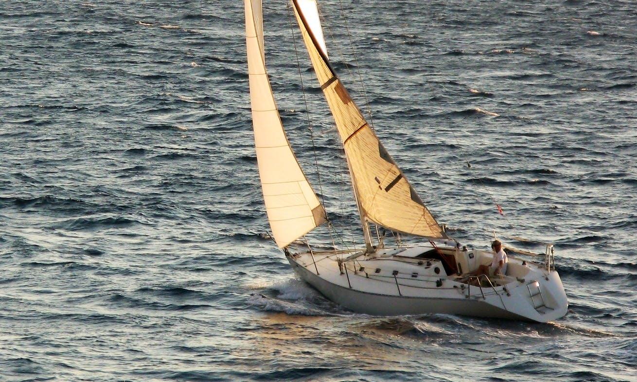 Daysailer Rental in Split