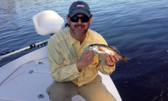 Guide Fishing Trip On 22' Pathfinder 2200 Trs Boat In Santa Rosa Beach, Florida