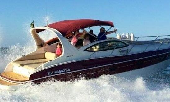 Charter Vida Xii Motor Yacht In Florianópolis, Brazil