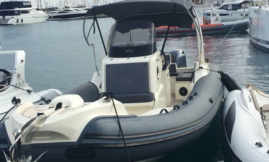 Charter Prince 30 Rigid Inflatable Boat In Split, Croatia