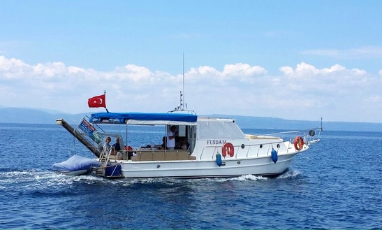 Charter Fundam Cuddy Cabin In Balıkesir, Turkey