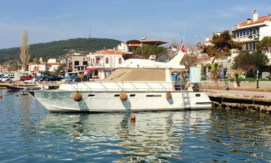 Charter Fundam 1 Motor Yacht In Balıkesir, Turkey