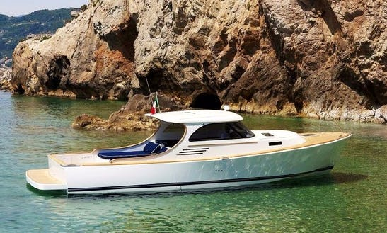 Charter Toy 36 Motor Yacht In Il-kalkara, Malta