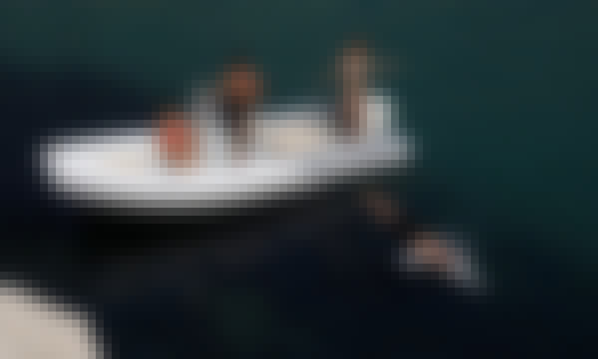 Charter 19' Zodiac Medline Rigid Inflatable Boat in Il-Kalkara, Malta