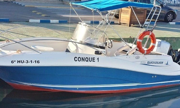 Motor Yacht rental in La Pobla de Farnals