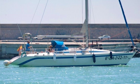 Cruising 36ft Cruising Monohull Rental In Castellón De La Plana, Spain