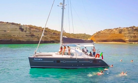 Charter Lagoon 410 S2 Cruising Catamaran In Faro, Portugal