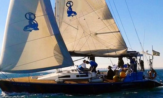 Skippered Charter On 39ft Sailing Yacht In Alacante, Spain
