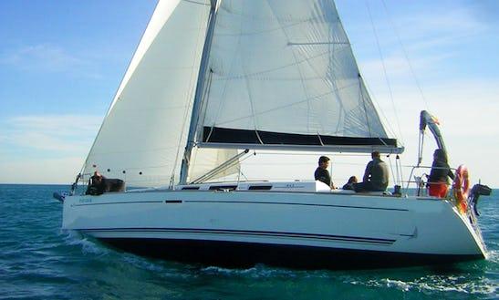Cruising Monohull Dufour 40 In Alicante