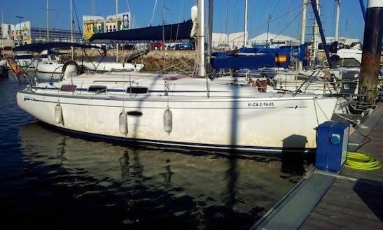 Charter 33' Bavaria Cruising Monohull In Cádiz, Spain