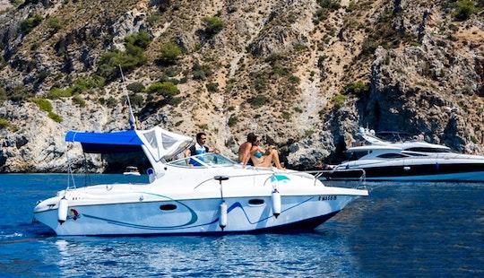 'lema Gold' Yacht Charter & Trips In Almuñécar