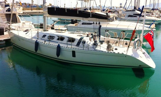 41' Beneteau First 41s5 Cruising Monohull Charter In Ayamonte, Spain