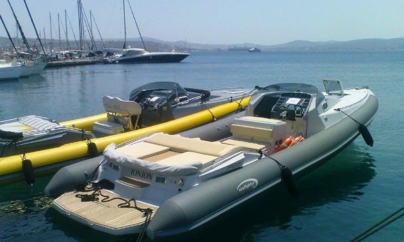 Sea Arrow - Anatoliki Attiki - Sounio - Lavrion