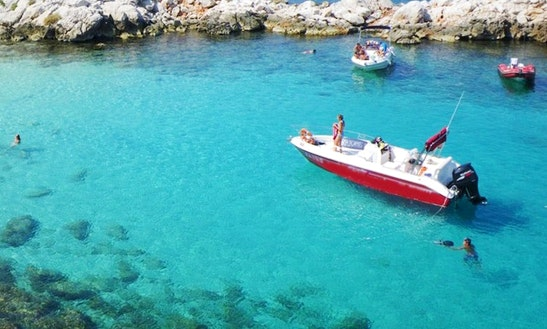 Rent Motorboats In Marseille