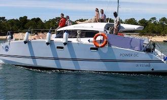 'Dream'On' Catamaran Trips & Charter in Saint-Martin-de-Ré