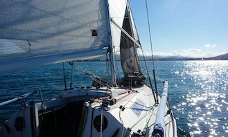 Cruising Monohull Charters & Lessons in Hendaye, France