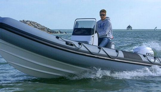 600 Pro Rib Rental In La Rochelle, France