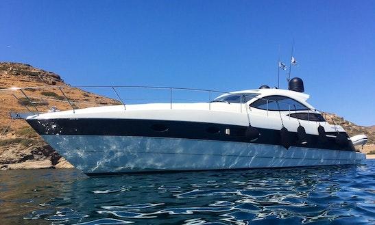 Pershing 46 Rental In Porto Rotondo