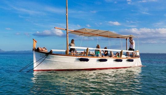 26' Laut Mallorcan Boat Rental In Illes Balears, Spain