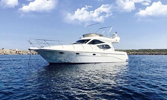 Motor Yacht Rental In Ciutadella De Menorca