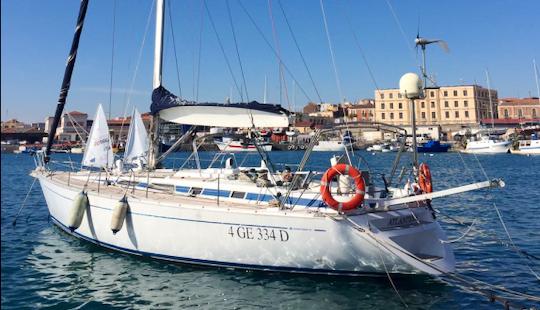 Charter 45' Grand Soleil - Atlantidea Cruising Monohull In Capo D'orlando, Italy