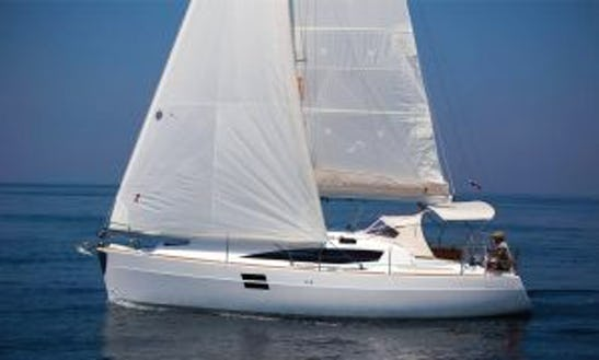 Charter 35' Elan Impression Cruising Monohull In Caorle, Italy