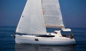 Charter 35' Elan Impression Cruising Monohull in Caorle, Italy