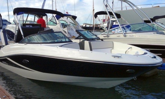 Rent 20' Sea Ray Sport Bowrider In Bibinje, Croatia