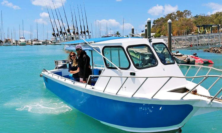 Outer Island Fishing Whitsundays