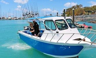 Outer Island Fishing Whitsundays