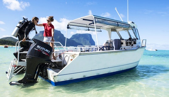 Diving Trips In Lord Howe Island