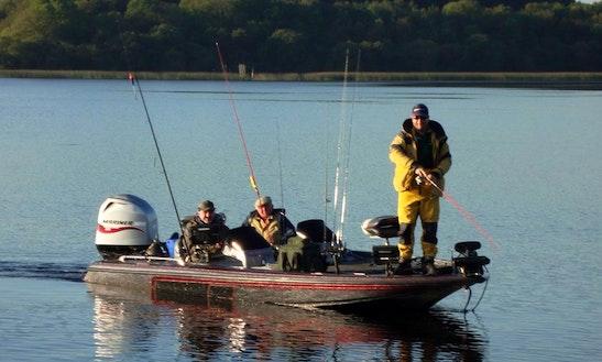 Bass Boat Fishing Charters In Lisnaskea, United Kingdom