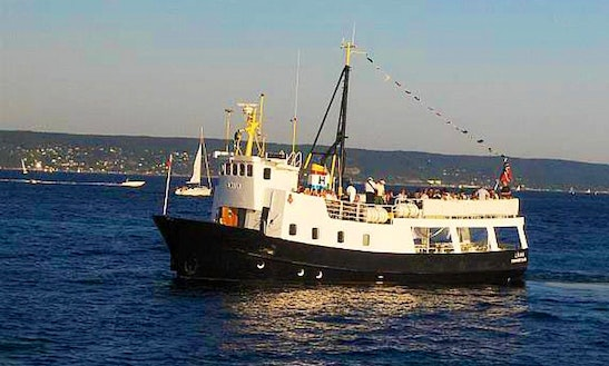Ms Lånan Trawler Charter In Oslo, Norway