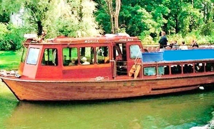 M/S Monica Boat Charter in Helsinki