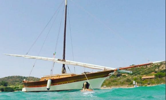 Charter a Gulet in Olbia, Italy