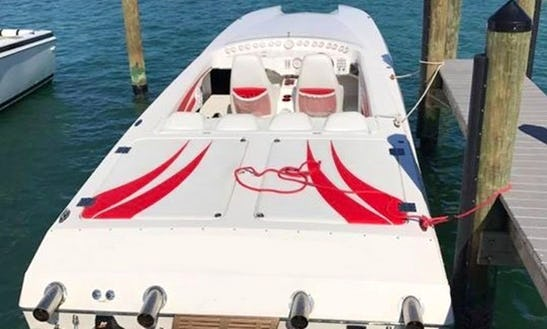 Power Catamaran Rental In Miami Beach