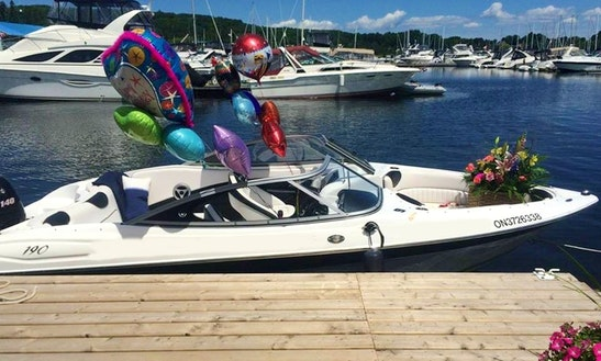 Bowrider Rental In Penetanguishene