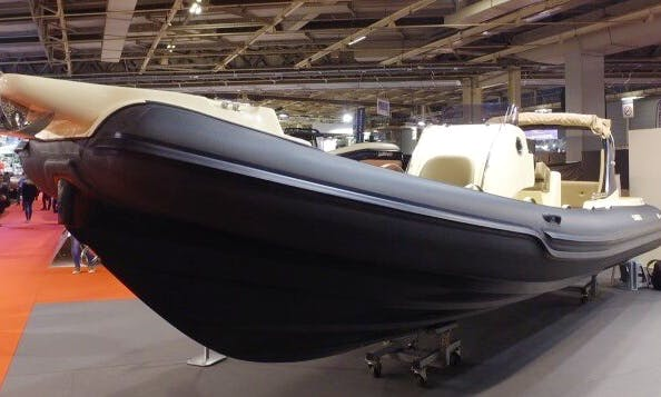 Stingher 27 GT RIB for Rent in Hyères